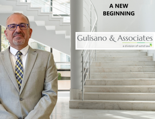 Gulisano & Associates Become Part Of WMD Law
