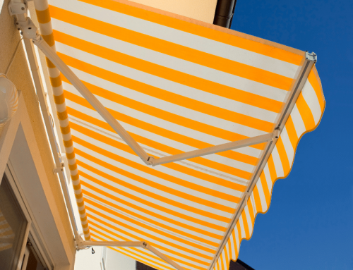 Safety of Awnings on Public Land